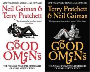 Good Omens, Neil Gaiman and Terry Pratchett