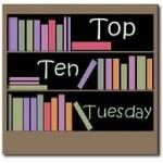 Top 10 Bookish/Blogging Resolutions