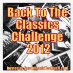 2012 Reading Challenge: Back to the Classics