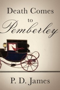 Death Comes to Pemberley, P.D. James