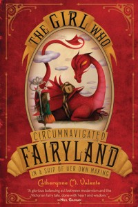 The Girl Who Circumnavigated Fairyland, Cathrynne Valente
