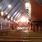 Saturday Snapshot: Chapel
