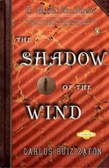 The Shadow of the Wind, Carlos Ruiz Zafon