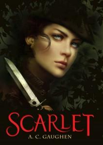Scarlet, A.C. Gaughen
