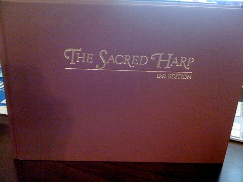 Sacred Harp Denson book
