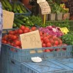Saturday Snapshot: Fresh Food