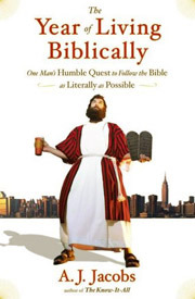 The Year of Living Biblically AJ Jacobs