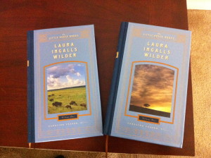 Little House Books, Laura Ingalls Wilder