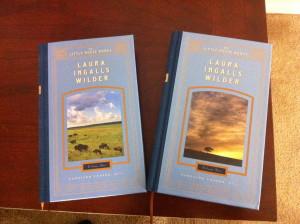Little House Books, Laura Ingalls Wilder