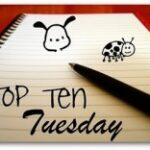 Top Ten Tuesday: Favorite Book Covers