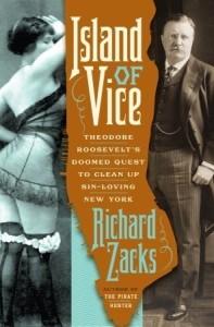 Island of Vice, Richard Zacks