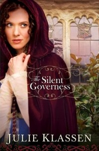 The Silent Governess, Julie-Klassen