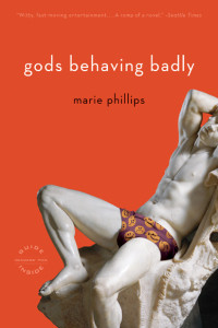 Gods Behaving Badly, Marie Phillips