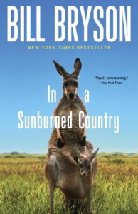 In a Sunburned Country, Bill-Bryson