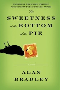 The Sweetness at the Bottom of the Pie, Alan Bradley