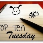 Top 10 Tuesday: Books I Lie About