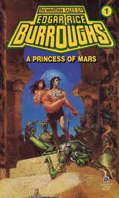 A Princess of Mars, Edgar Rice Burroughs