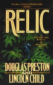 The Relic, Douglas Preston and Linoln Child