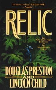 The Relic, Douglas Preston and Linoln Child