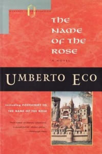 The Name of the Rose, Umberto Eco