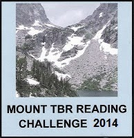 Mount TBR Reading Challenge 2014