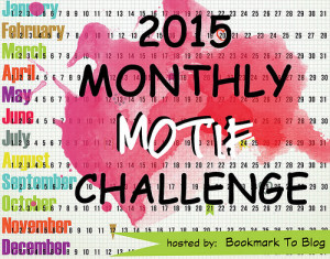 2015 Monthly Motif Reading Challenge