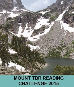 Mount TBR Reading Challenge 2015