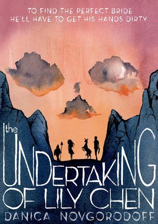 The Undertaking of Lily Chen, Danica Novogorodoff
