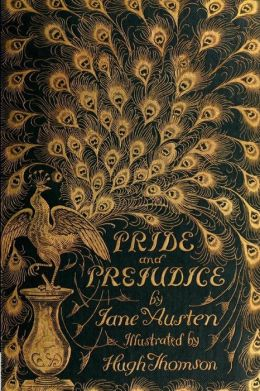 1894 Peacock Edition, Pride and Prejudice