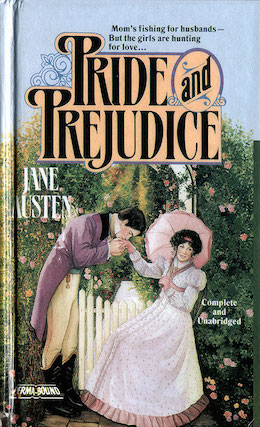 1994 Tor edition of Pride and Prejudice