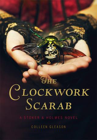 The Clockwork Scarab, Colleen Gleason