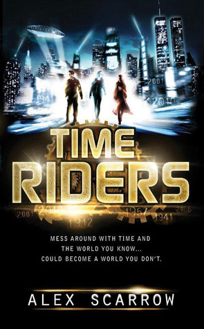 Time Riders, Alex Scarrow