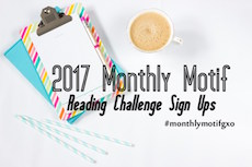 2017 Monthly Motif Reading Challenge