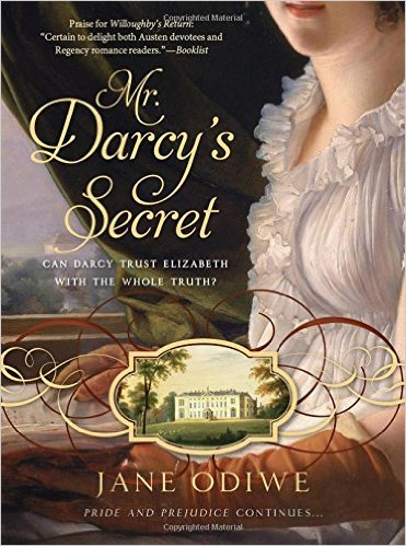 Mr. Darcy's Secret, Jane Odiwe
