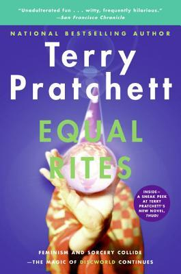Equal Rites, Terry Pratchett