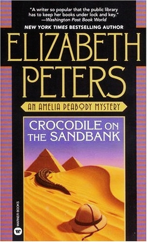 Crocodile on the Sandbank, Elizabeth Peters