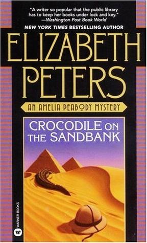 Crocodile on the Sandbank, Elizabeth Peters