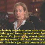 C.J. Cregg Is My Spirit Animal