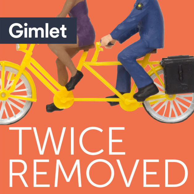 Twice Removed podcast