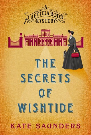 The Secrets of Wishtide, Kate Saunders