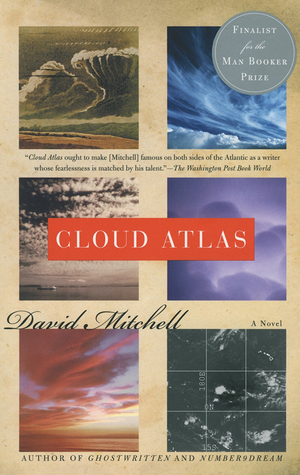 Cloud, Atlas, David Mitchell