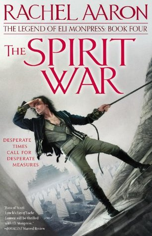 The Spirit War, Rachel Aaron