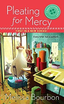 Pleating for Mercy, Melissa Bourbon