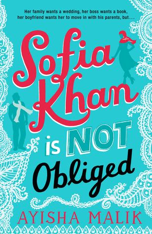Sofia Khan is Not Obliged, Ayisha Malik