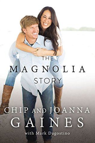 The Magnolia Story, Chip and Joanna Gaines with Mark Dagostino